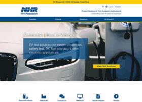 nhresearch.com