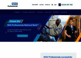 nhsprofessionals.nhs.uk