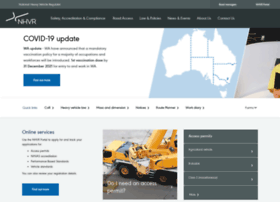 nhvr.gov.au