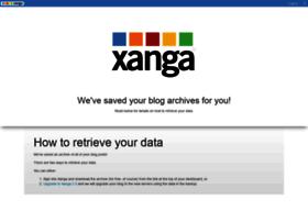 nianzi.xanga.com