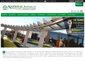 nibs-niet.edu.in