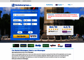 nicaragua.rentalcargroup.com