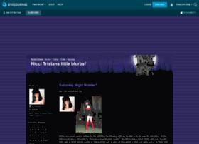 niccitristan.livejournal.com