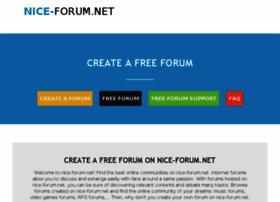 nice-forum.net