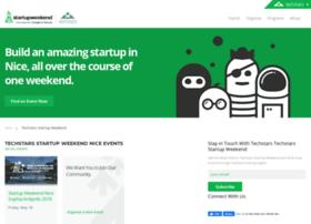 nice.startupweekend.org