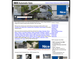 niceautomaticgate.com