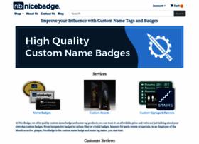nicebadge.com