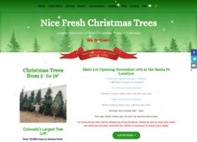 Nicechristmastrees.com