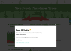 nicechristmastrees.net