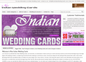 niceindianweddingcards.com
