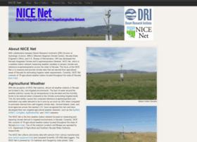 nicenet.dri.edu