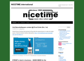 nicetimesound.wordpress.com