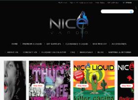 nicevapor.com
