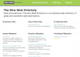nicewebdirectory.com