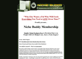 nichebuddy.com