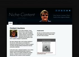 nichecontentauctions.com