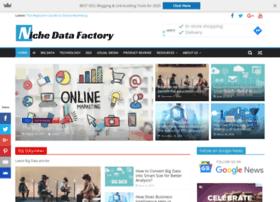 nichedatafactory.com