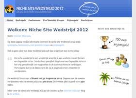 nichesitewedstrijd.nl