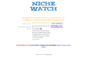 nichewatch.com