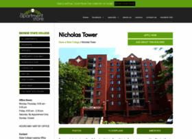 nicholastower.apartmentstore.com