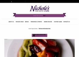 nicholesfinepastry.com