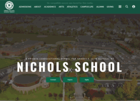 nicholsschool.org