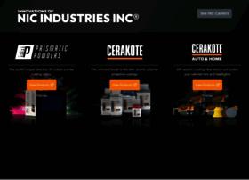 nicindustries.com