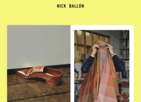 nickballon.com