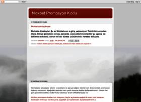 nickbetpromosyon.blogspot.com.tr