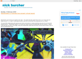 nickburcher.com