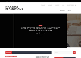 nickdiazpromotions.com