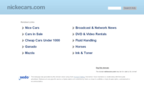 nickecars.com