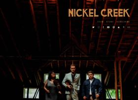 nickelcreek.com