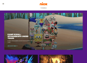 nickelodeonafrica.com