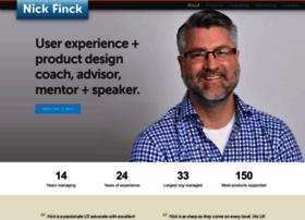 nickfinck.com