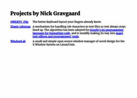 nickgravgaard.com
