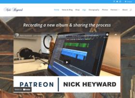 nickheyward.com
