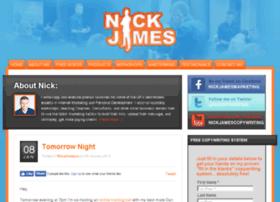 nickjamescopy.com