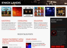 nicklandis.com