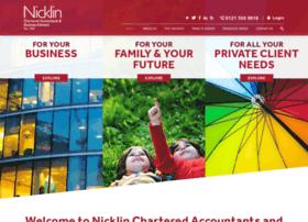 nicklins.co.uk