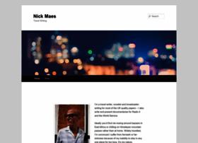 nickmaes.com