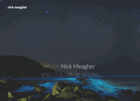 nickmeagher.com