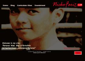 nickofariz.com