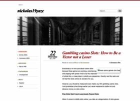 nickolas19yazc.wordpress.com