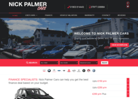 nickpalmercars.co.uk