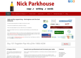 nickparkhouse.com
