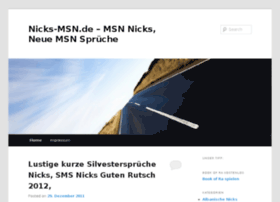 nicks-msn.de