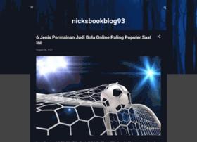 nicksbookblog93.blogspot.com