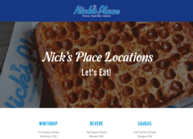 nicksplaceonline.com