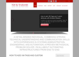 nicktailor.com